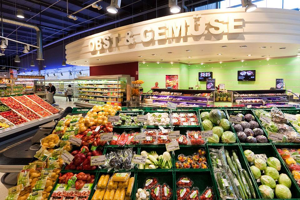 Mannesmannallee - Obst & Gemüse