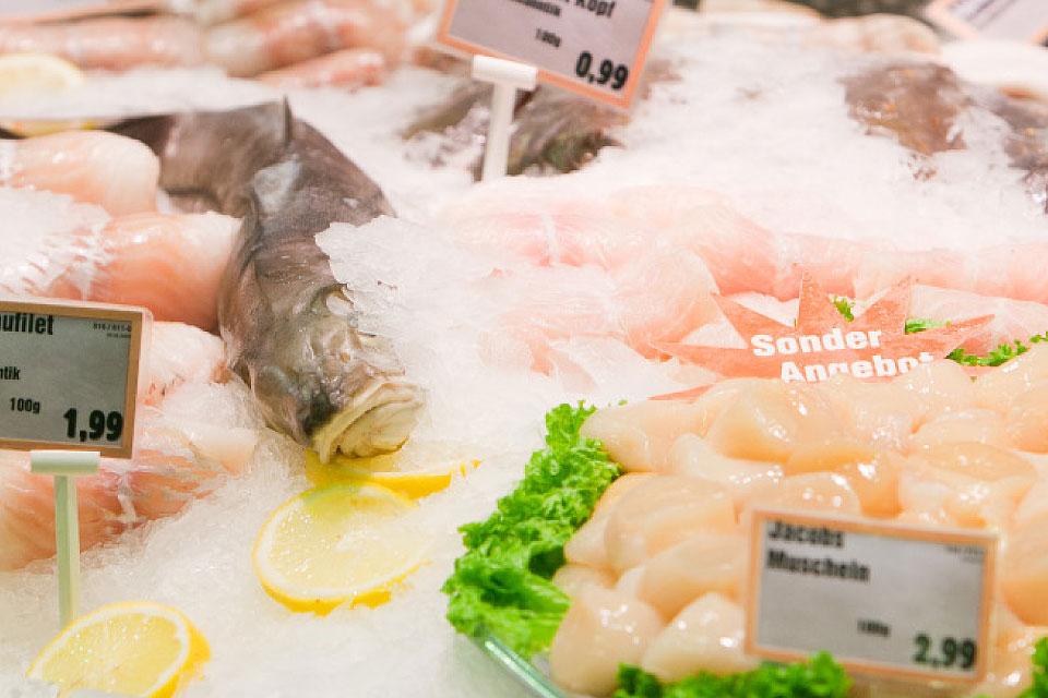 Mannesmannallee - Fisch