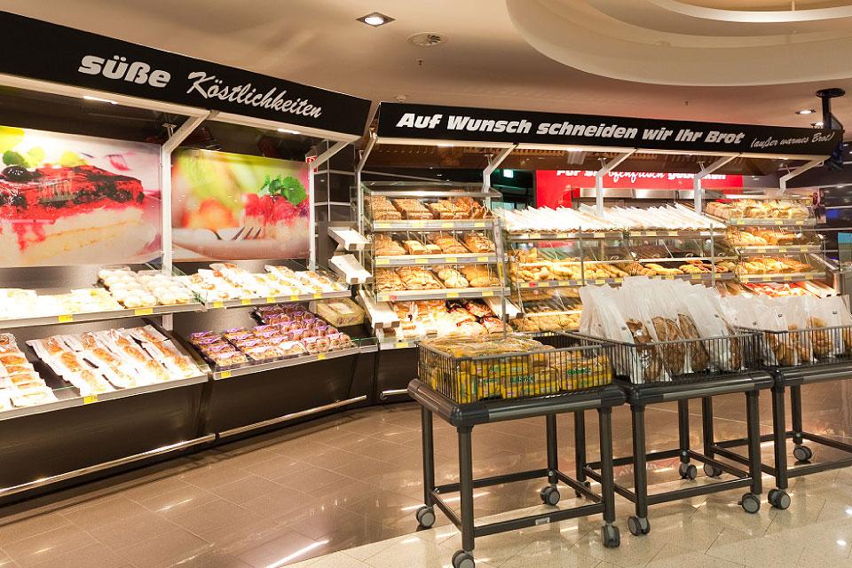 Mannesmannallee - Brot & Convenience