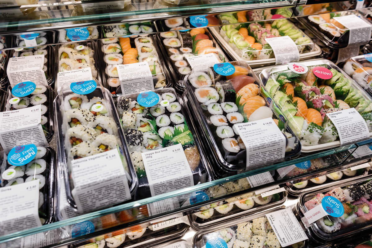Suitbertusstraße - Sushi Bar