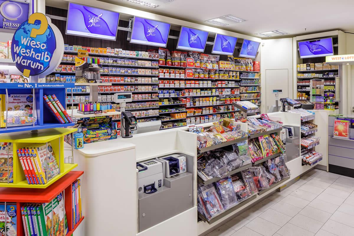 Suitbertusstraße - Lotto, Tabak & Presse