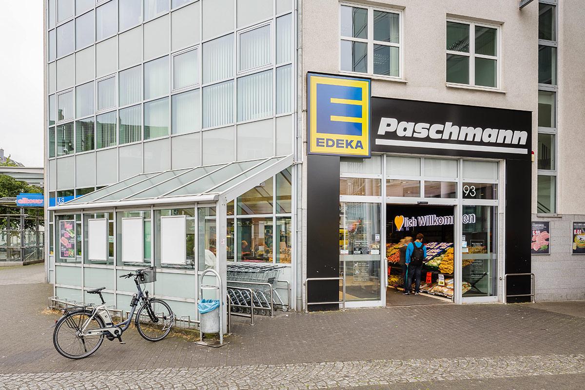 Bülowstraße - Außen