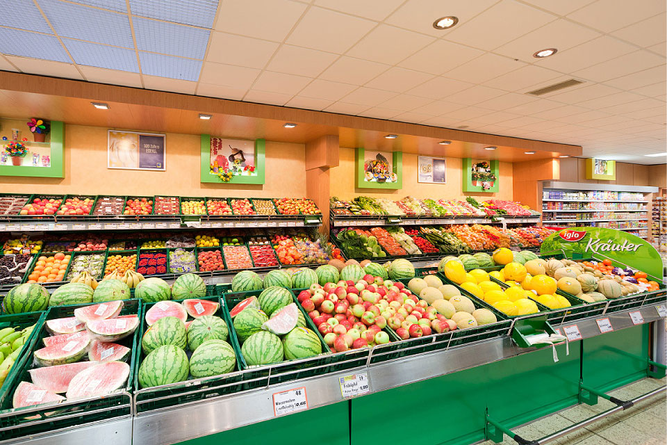 Graßhofstraße - Obst & Gemüse