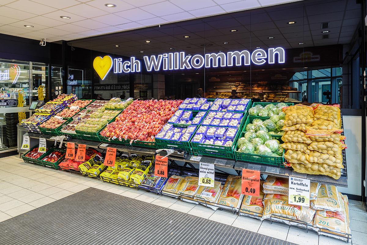 Bülowstraße - Obst & Gemüse