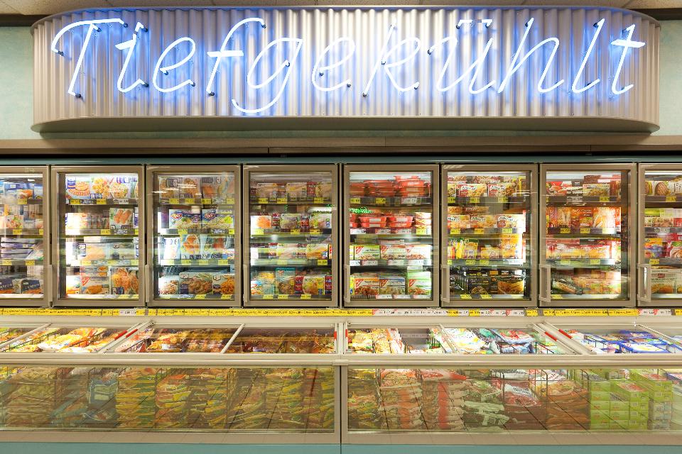 Aachener Straße - Tiefkühlkost