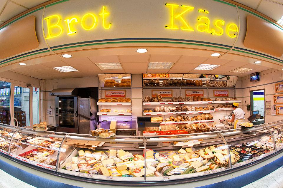 Oberheidstraße - Brot & Käse