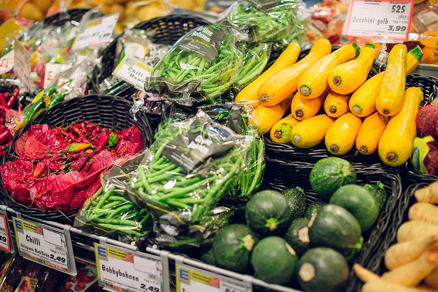 Hans-Böckler-Platz - Obst & Gemüse