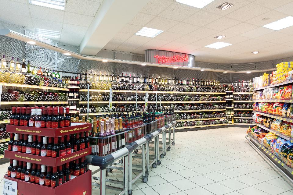 Aachener Straße - Wein