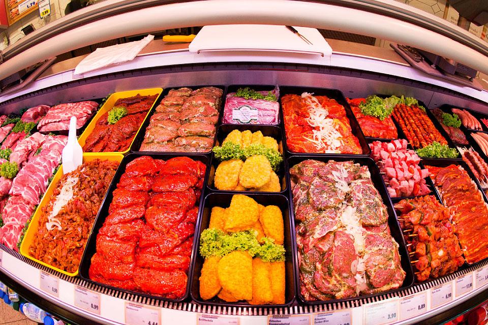Graßhofstraße - Fleisch & Wurst