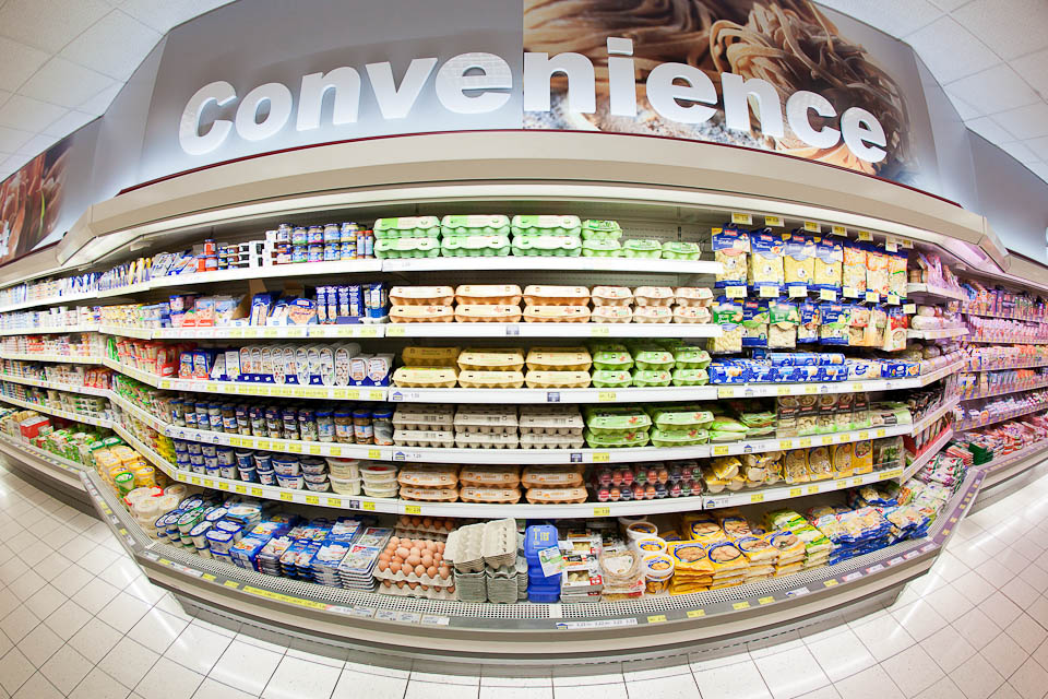 Luxemburger Allee - Convenience