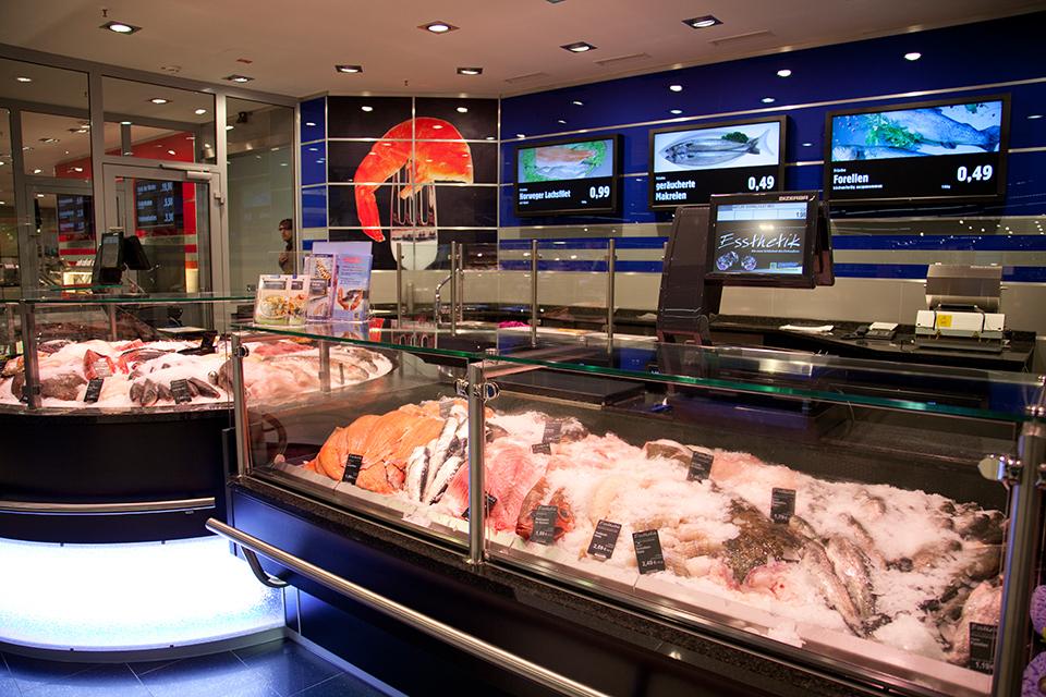 Suitbertusstraße - Fisch