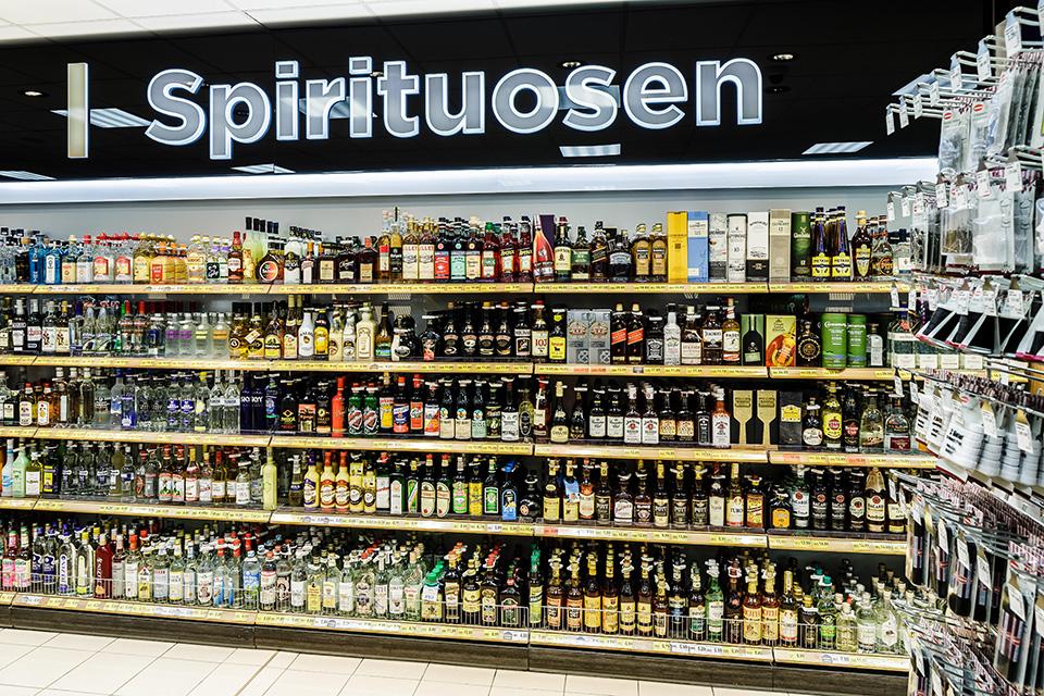 Römerstraße - Spirituosen