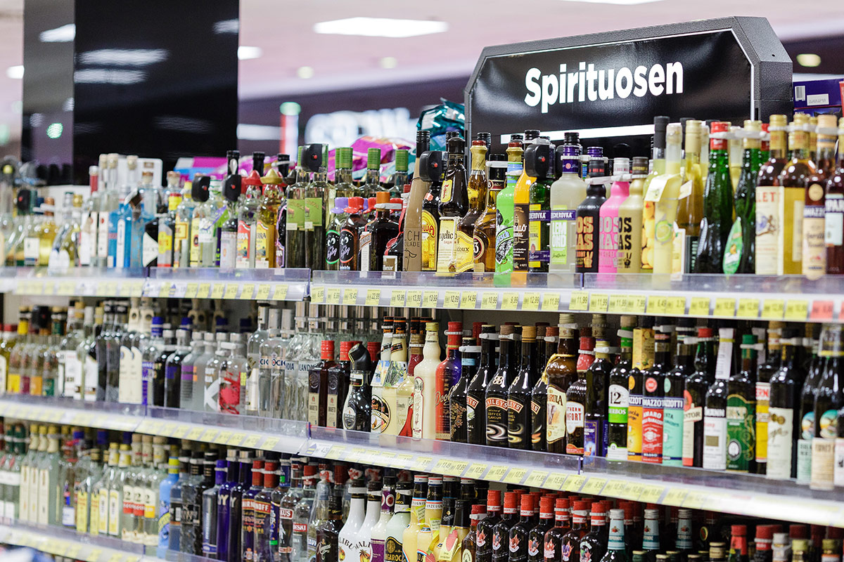 Bülowstraße - Getränke
