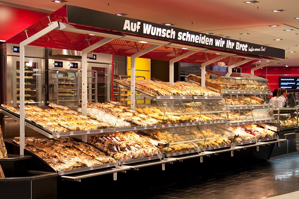 Suitbertusstraße - Brot