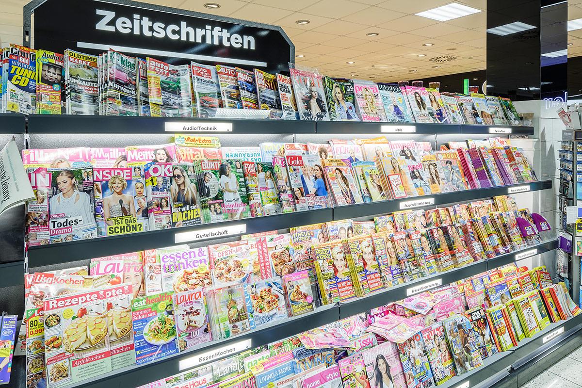 Bülowstraße - Zeitschriften