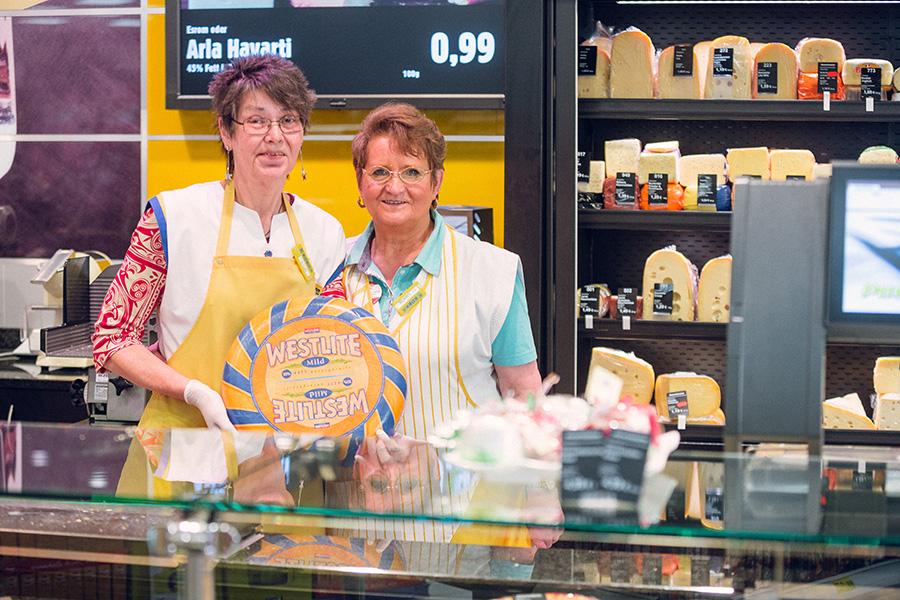 Hans-Böckler-Platz - Käse