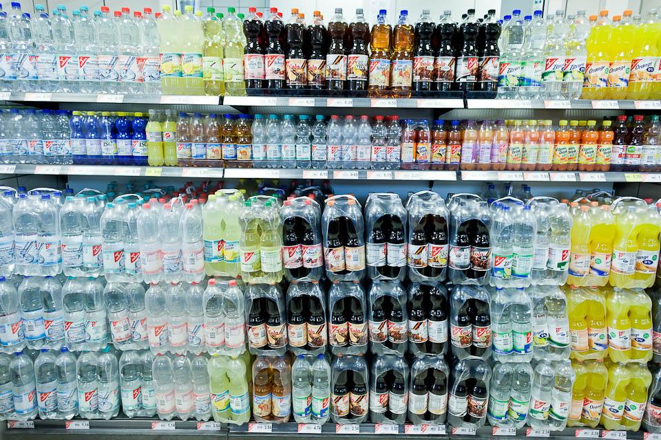 Luxemburger Allee - Getränke