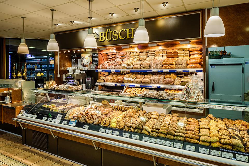 Römerstraße - Bäcker Büsch