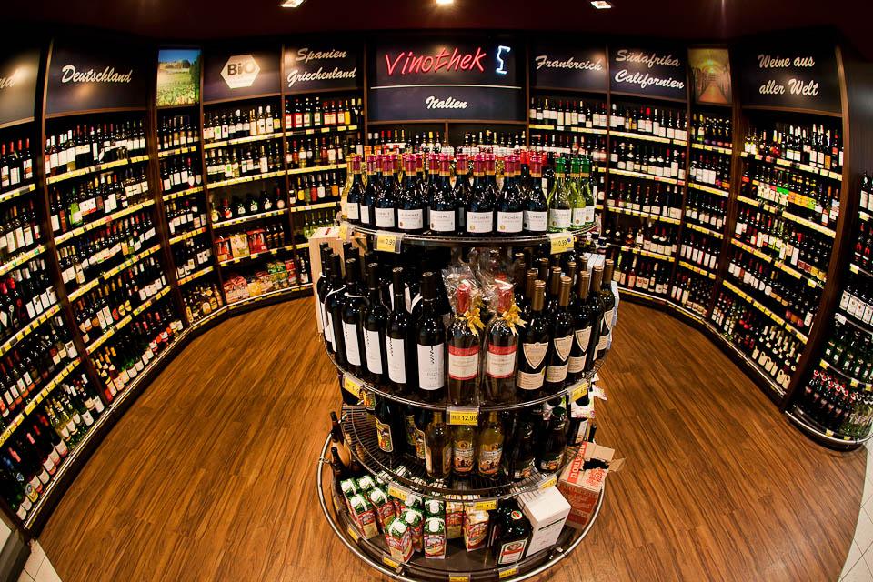 Luxemburger Allee - Wein