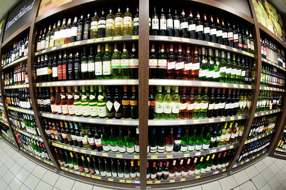 Hans-Böckler-Platz - Wein