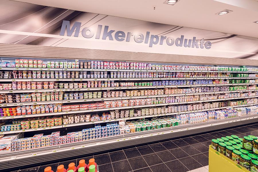 Hans-Böckler-Platz - Molkerei