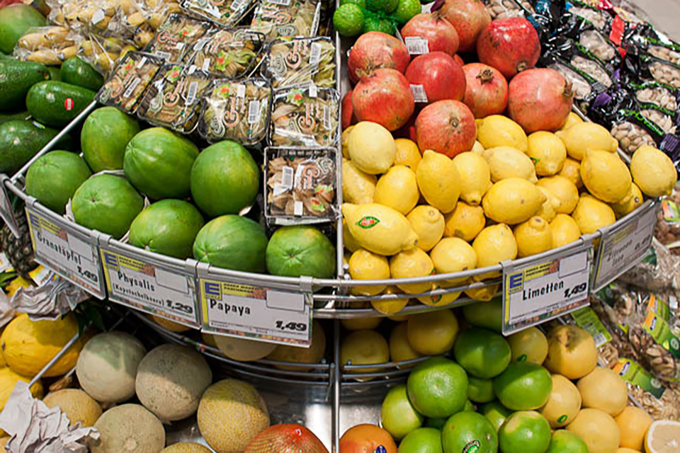 Luxemburger Allee - Obst & Gemüse