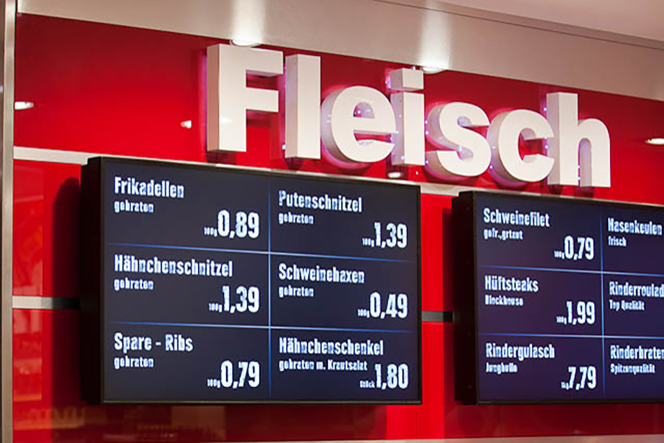 Luxemburger Allee - Fleisch & Wurst