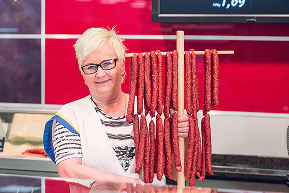 Hans-Böckler-Platz - Fleisch & Wurst