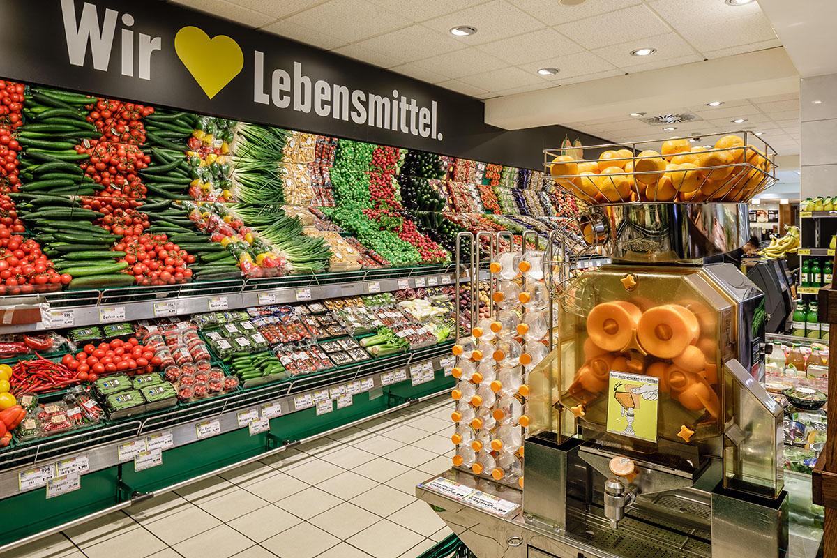 Aachener Straße – Obst & Gemüse Saftpresse